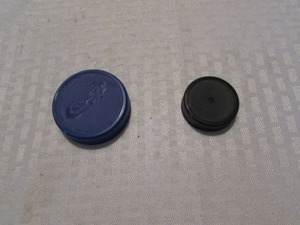 I used these lids for my circle design