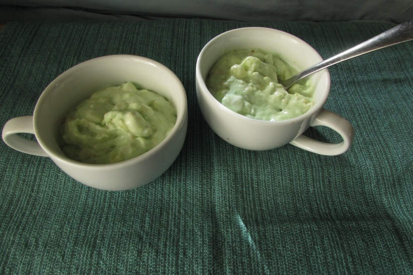St. Patrick's Day Salad