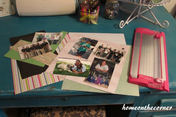 Scrapbooking time!