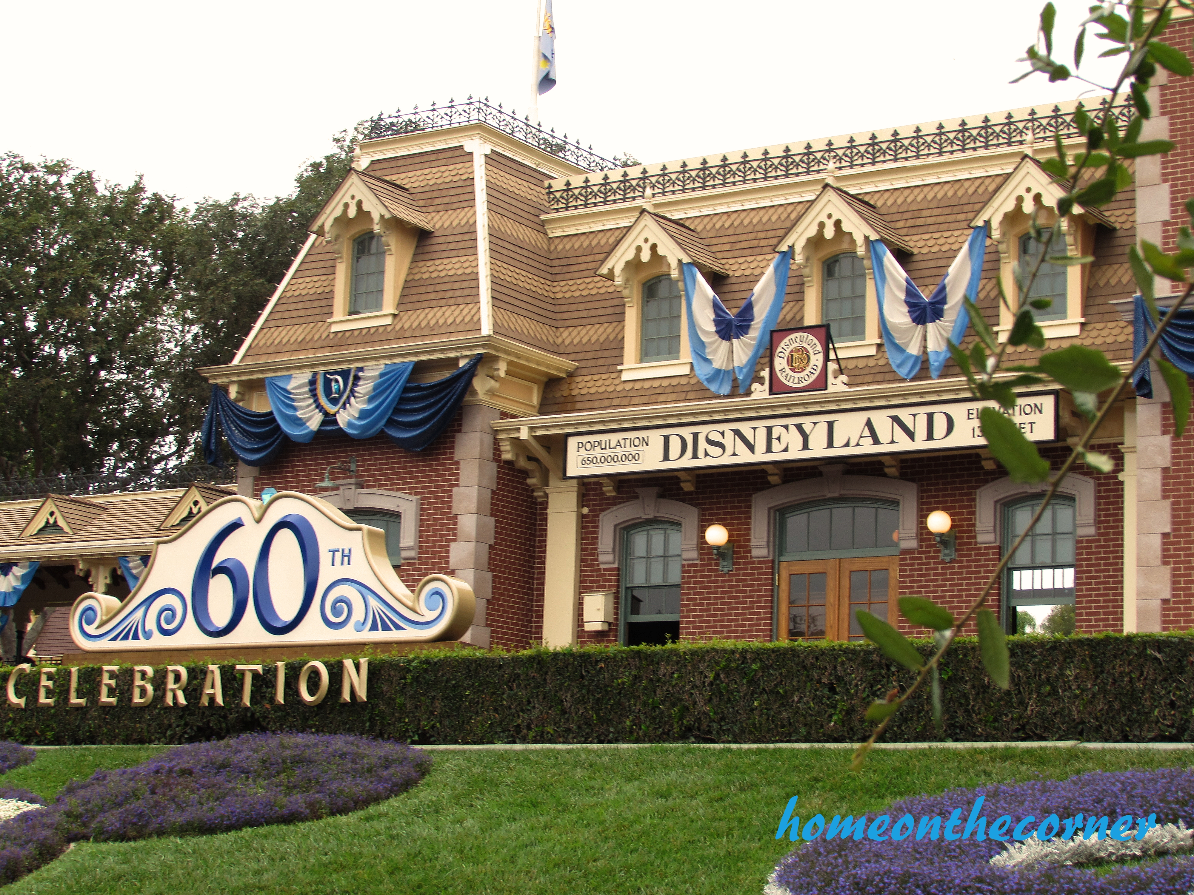 60th Anniversary Disneyland