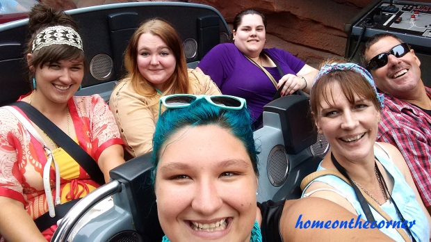 Cars Selfie California Adventure