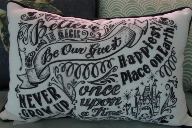 Disneyland PIllow