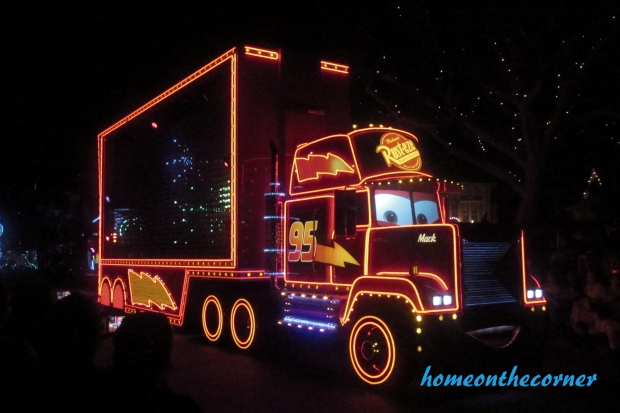 Mack the Truck Paint the Night