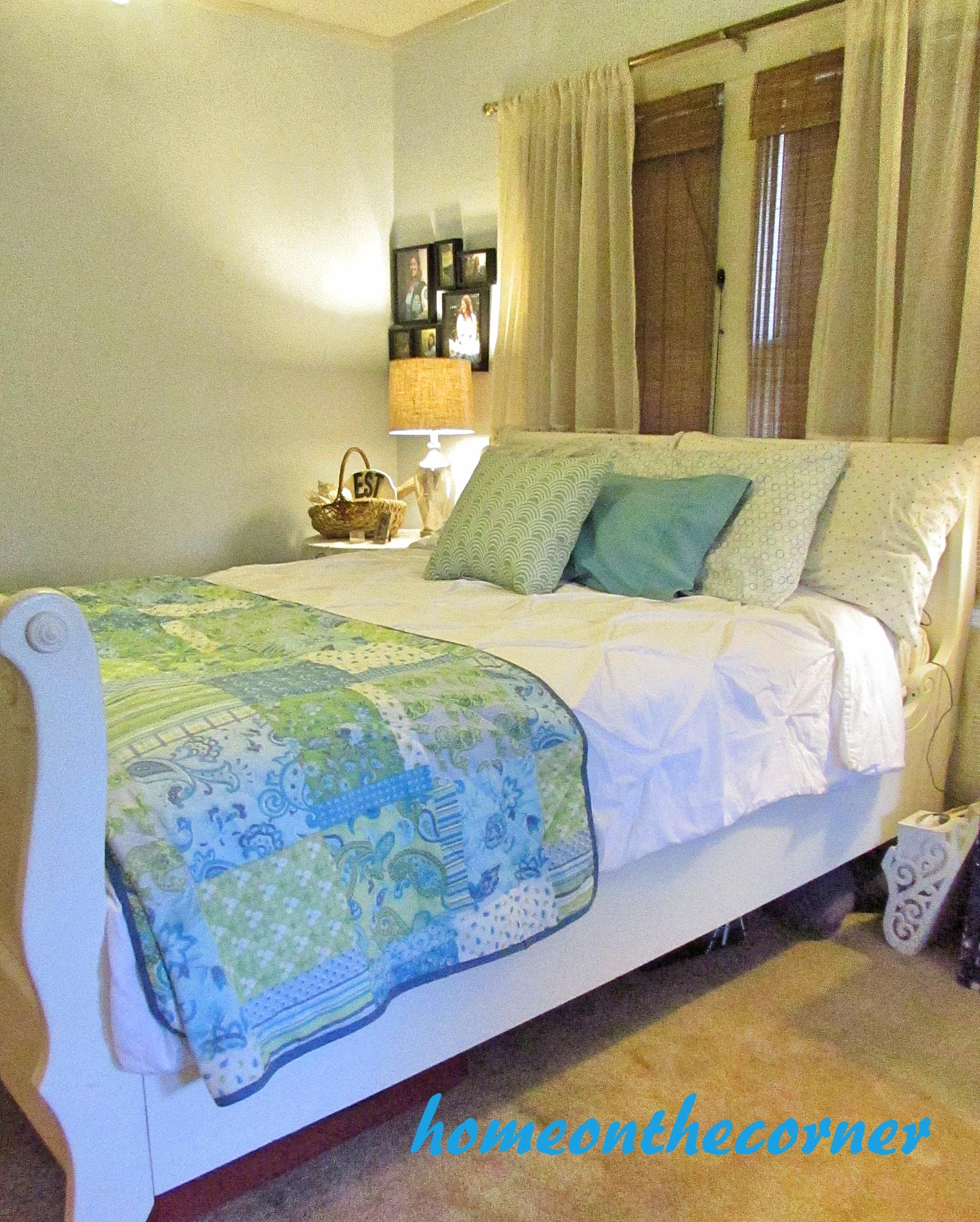 Master Bedroom Reveal Home On The Corner