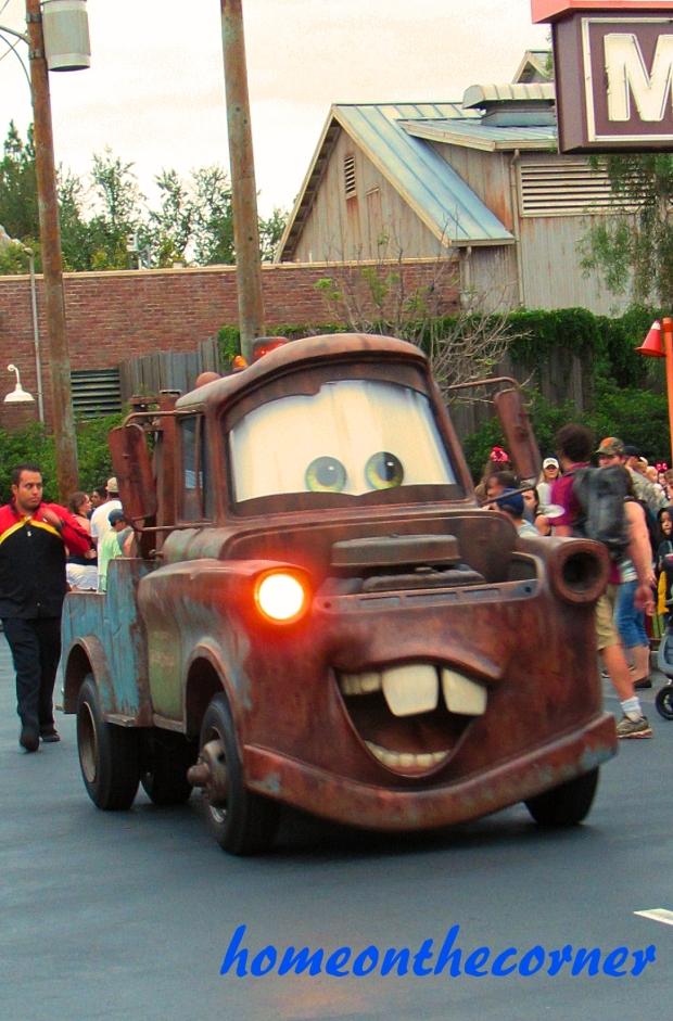 Mater CA. Adventure