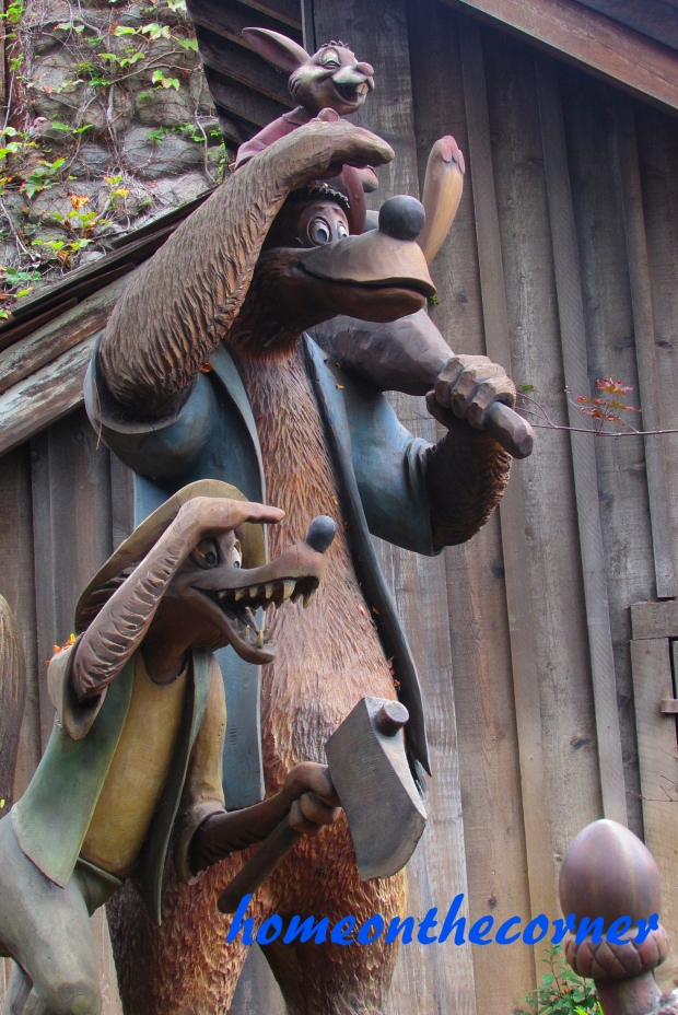 splash mountain critters disneyland