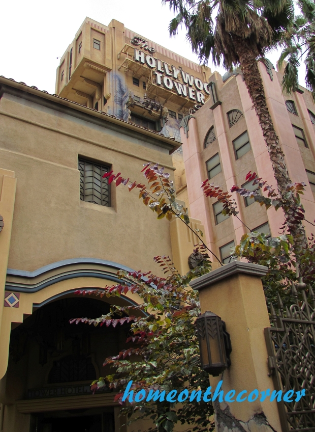 Tower Of Terror Ca. Adventure
