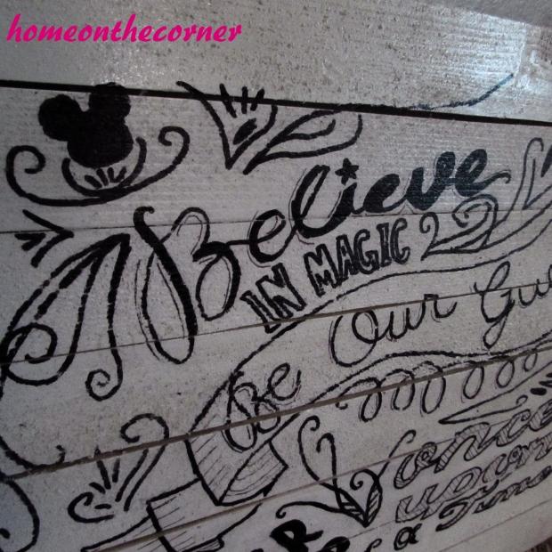 Subway Art Sign