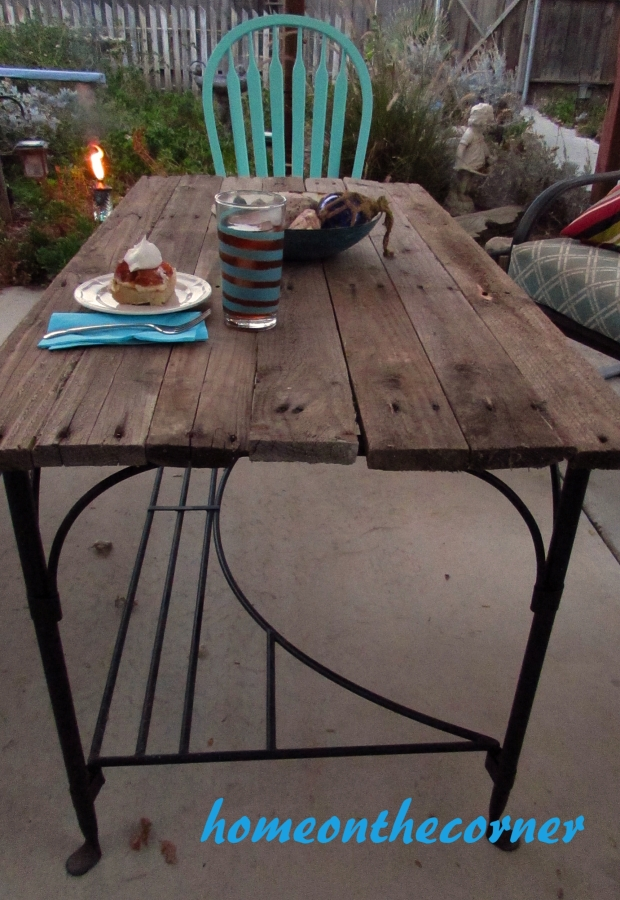 deck pallet coffee table 2