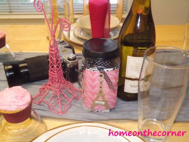 Parisian Tablescape