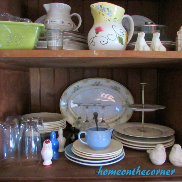 2015 Home Tour Dining Room Hutch 2
