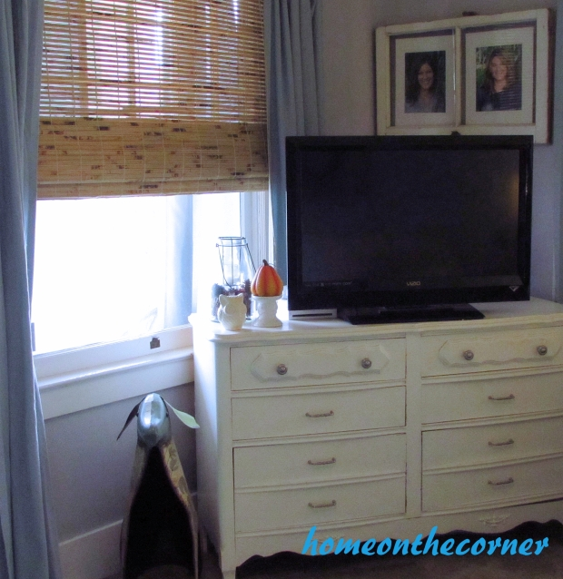 2015 Home Tour Fall TV stand