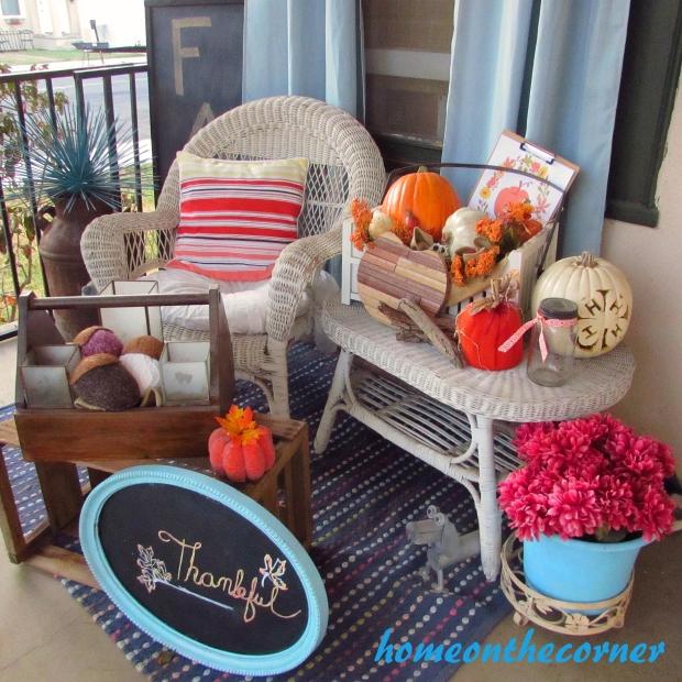 Fall Porch 2015