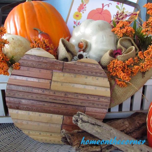fall porch ruler pumpkin 2015