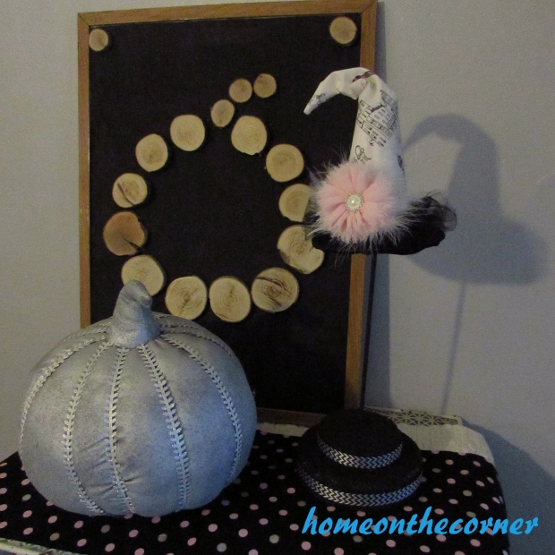 Witches Hat Display