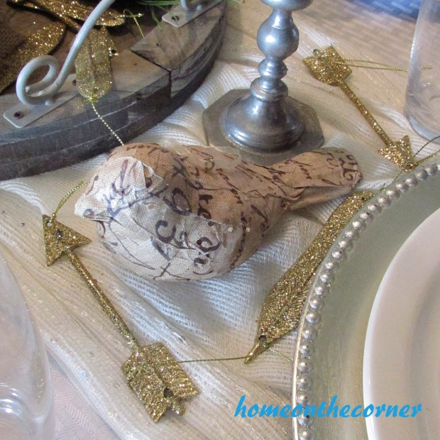Dining Room Tablescape 2015 Natural Bird