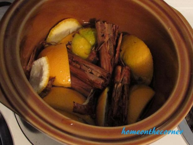 Simmer Pot Crock Pot