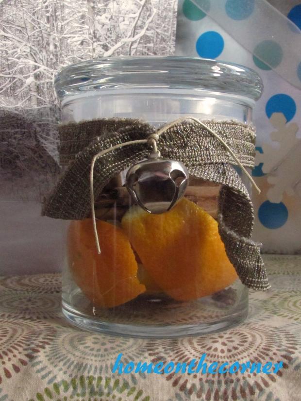 Simmer Pot Jar