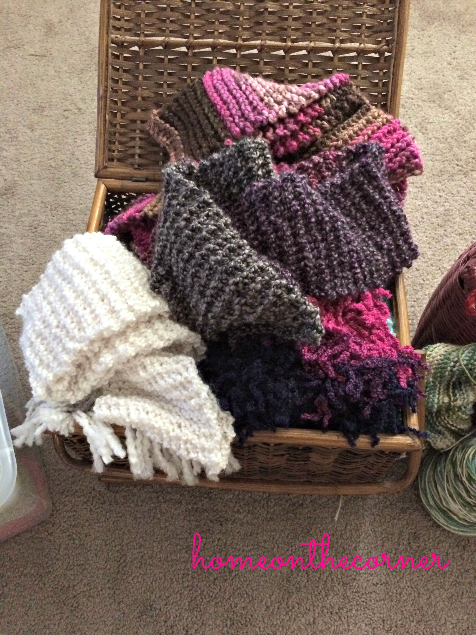 Before Scarves