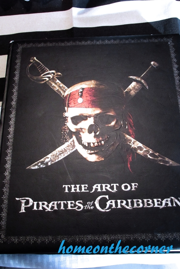 fabulous finds Pirate book feb 2016