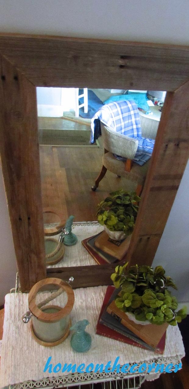 pallet mirror view