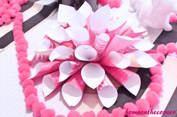 Pink Paper Flower Final 2