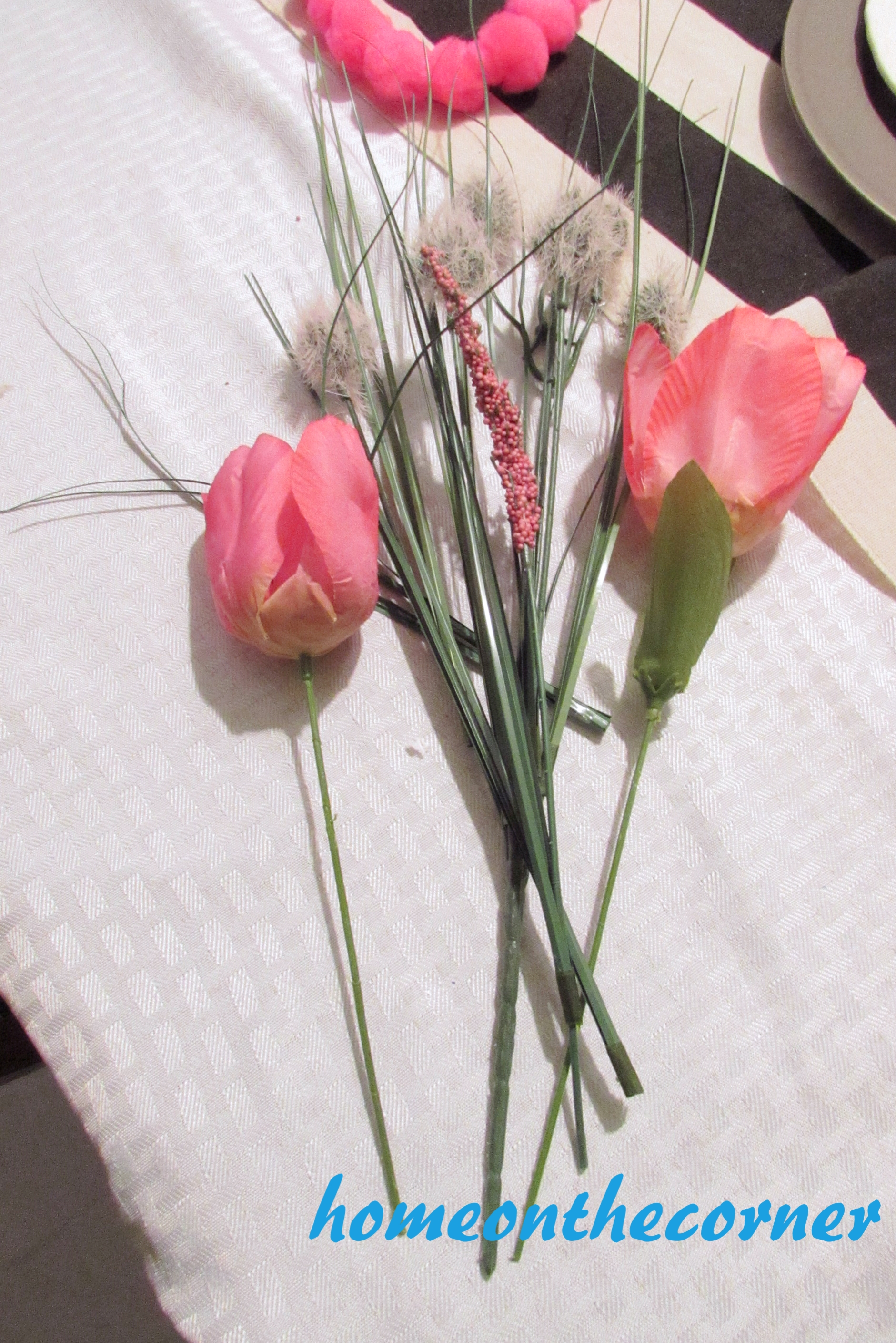 pixie stix flower fase silk flowers