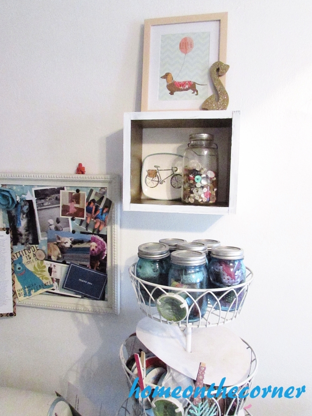 corner news craft room
