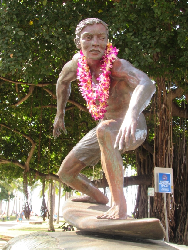 hawaii statues and signs 4