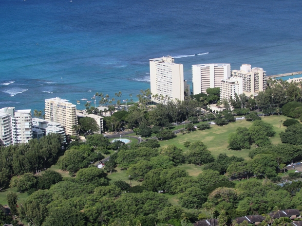 hawaii diamond head 17