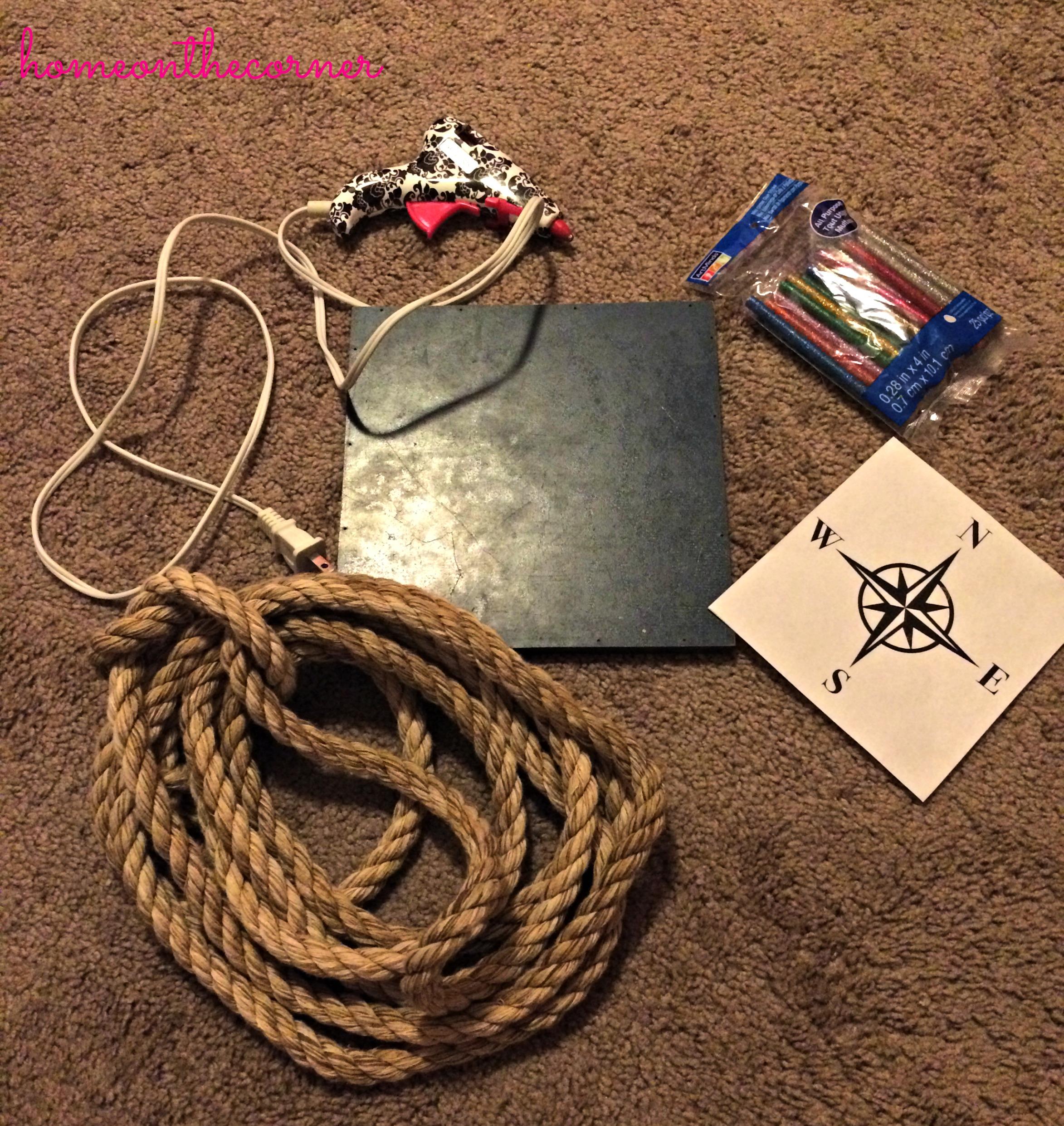 Supplies Blue Board