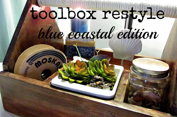 Toolbox makeover restyle title