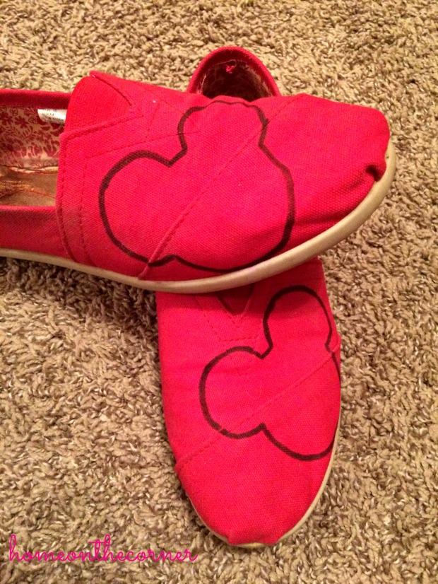 Disney Shoes 2