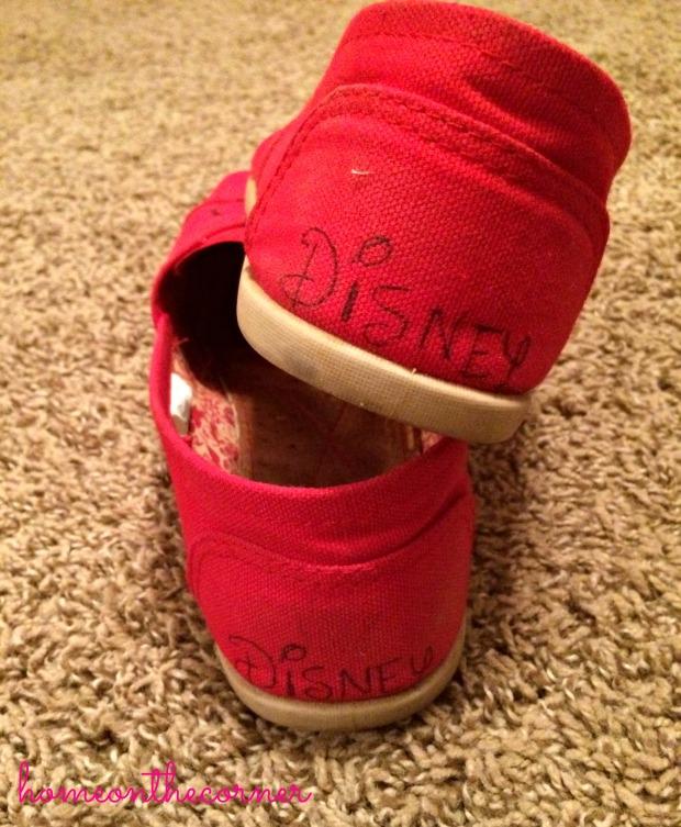 Disney Shoes 3