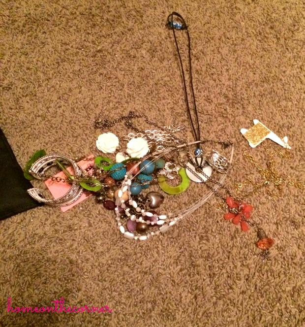 Jewelry to Get Rid of