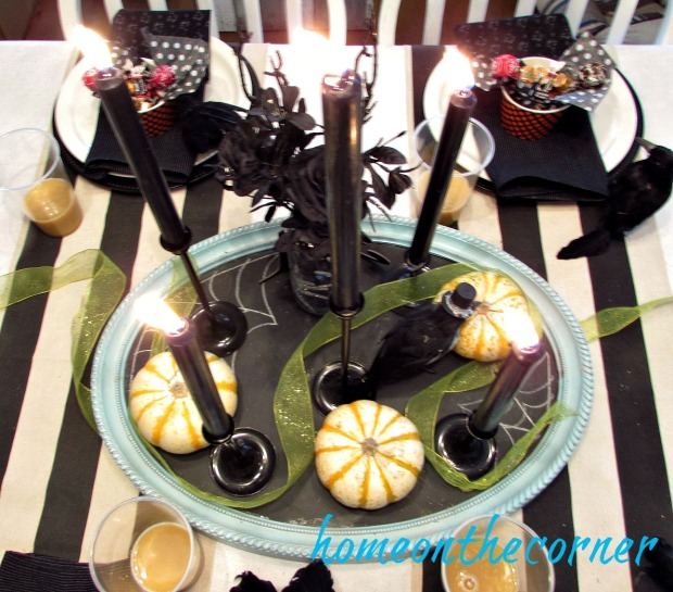 halloween-table-centerpiece