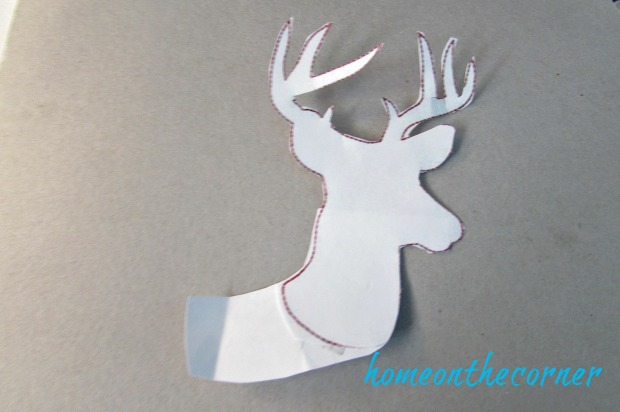 faux-deer-ornament-pattern
