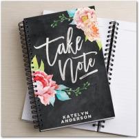floral_figure-paper_notebooks-sarah_hawkins_designs-lipstick-pink