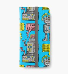 robot-talk-phone-case