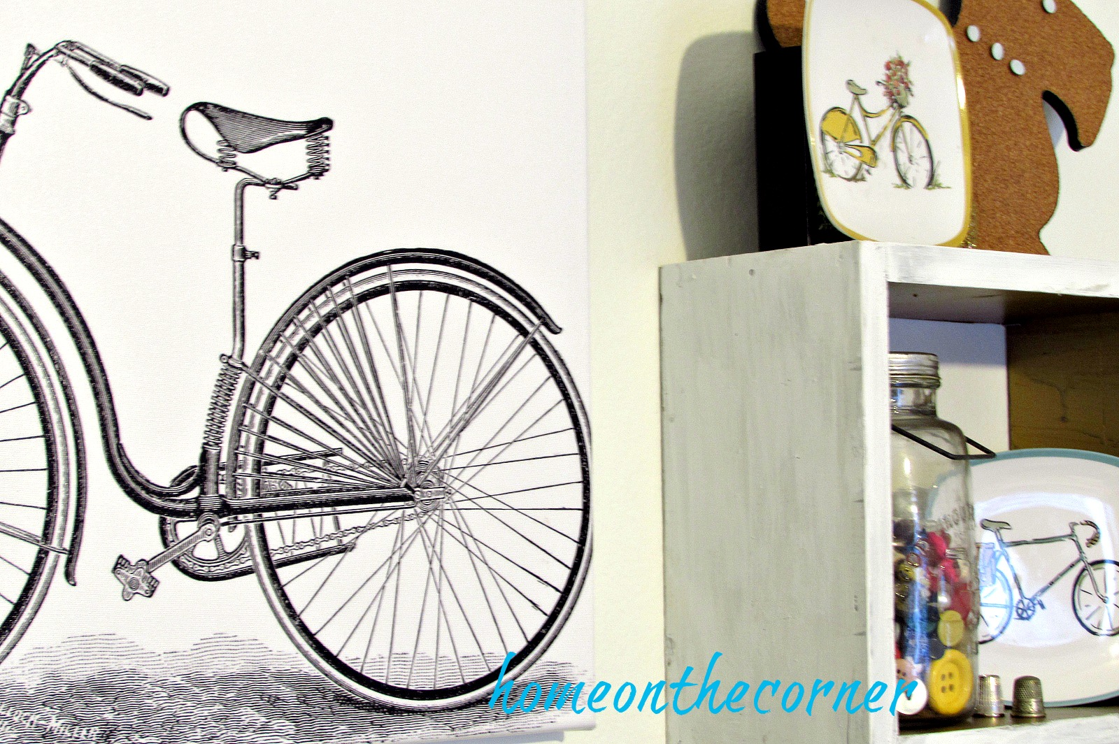 canvas-factory-bicycle-canvas-plates-decor