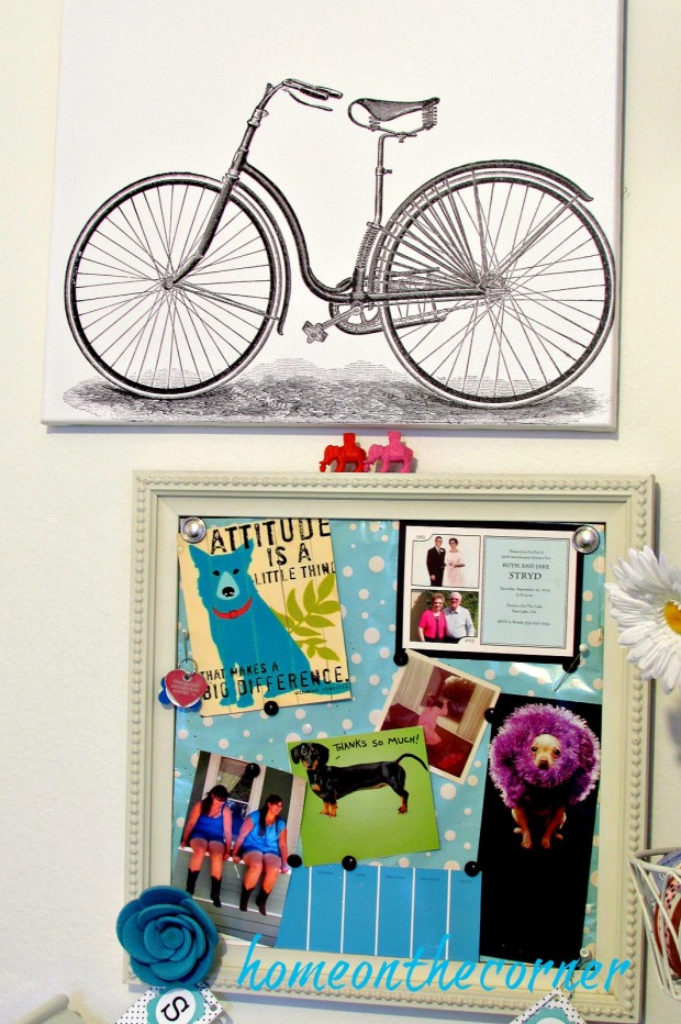 canvas-factory-craft-room-bicycle-bulletin-board