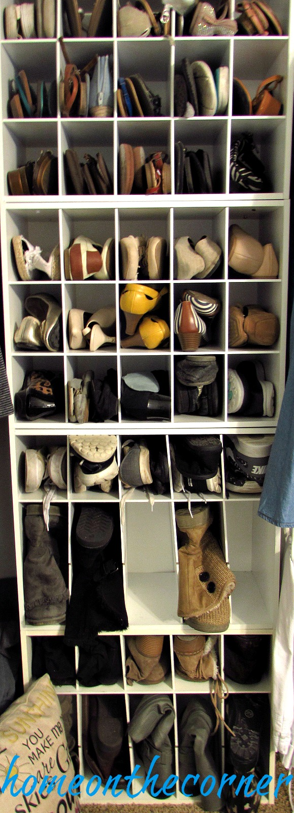master-bedroom-closet-makeover-shoe-rack