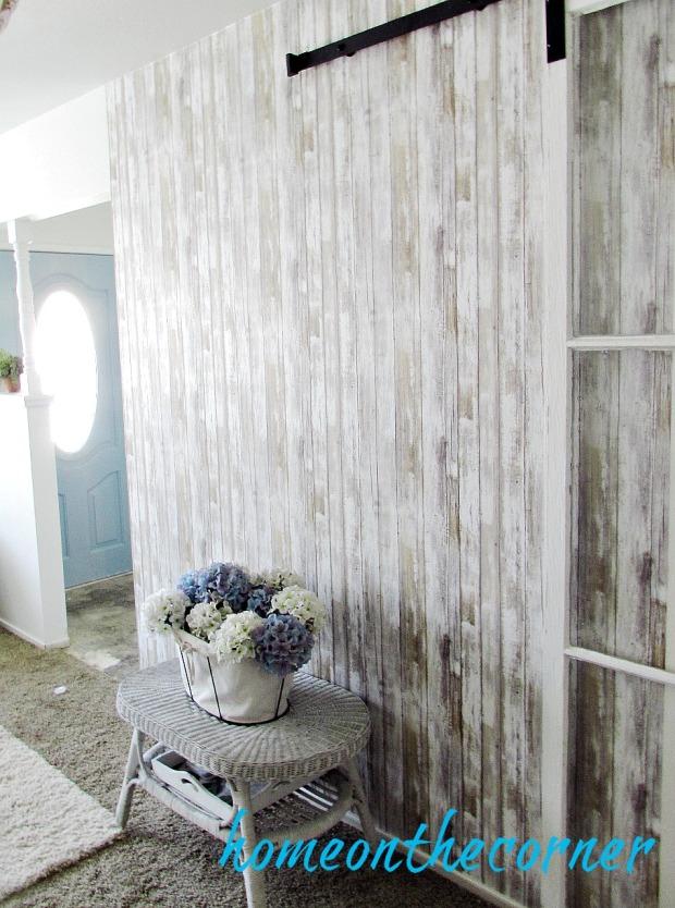 barnwood removable wallpaper