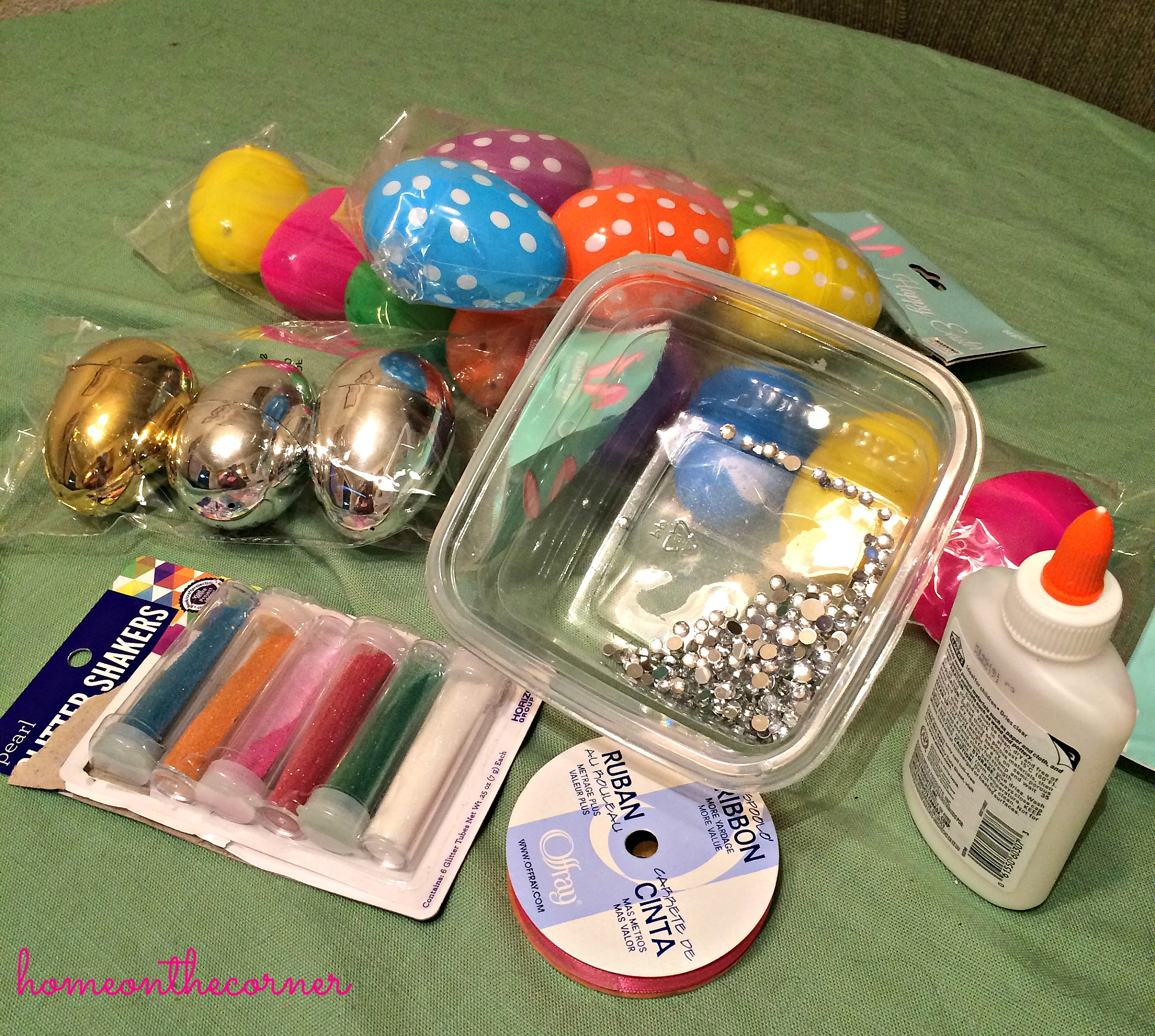 Easter Eggs Supplies
