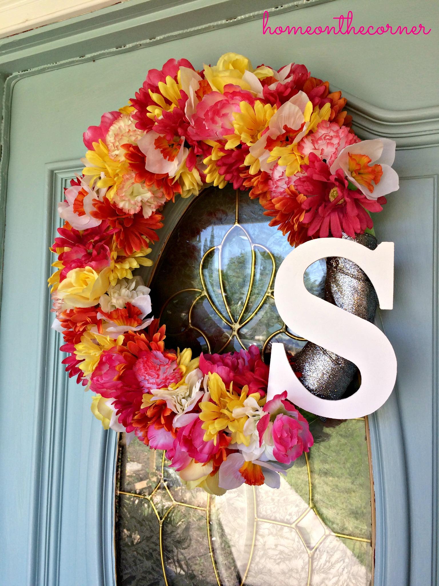Flower Wreath Closer