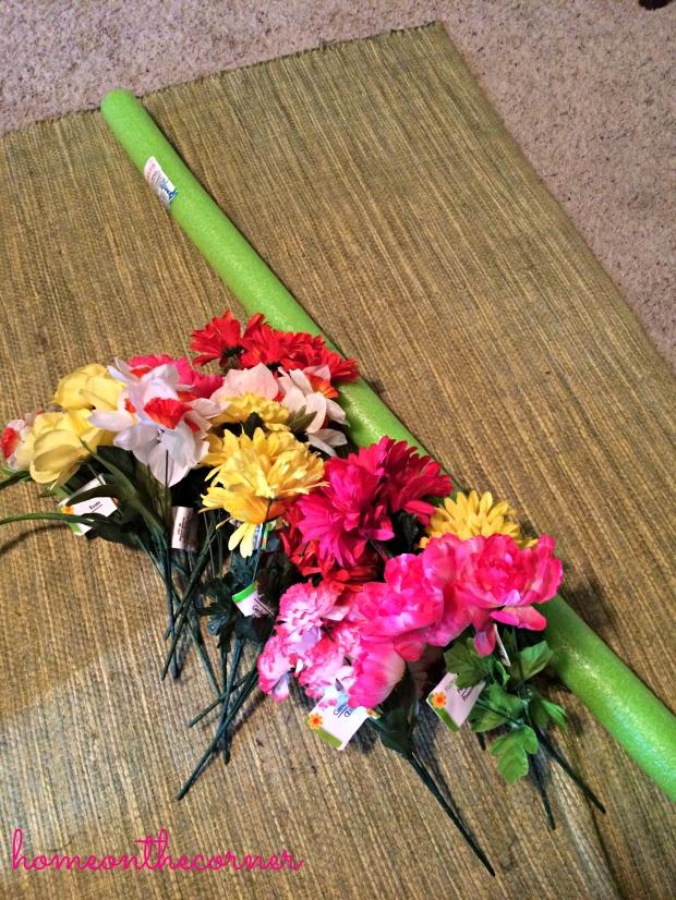 Flower Wreath Supplies