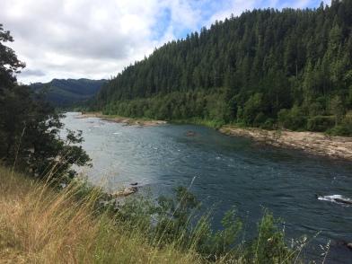 Random River