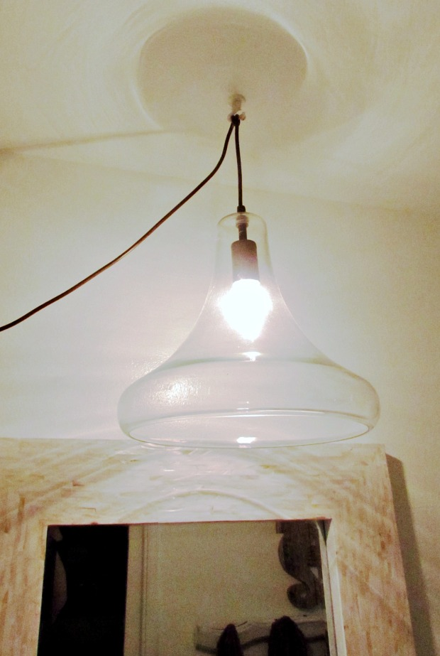 master bathroom light fixture