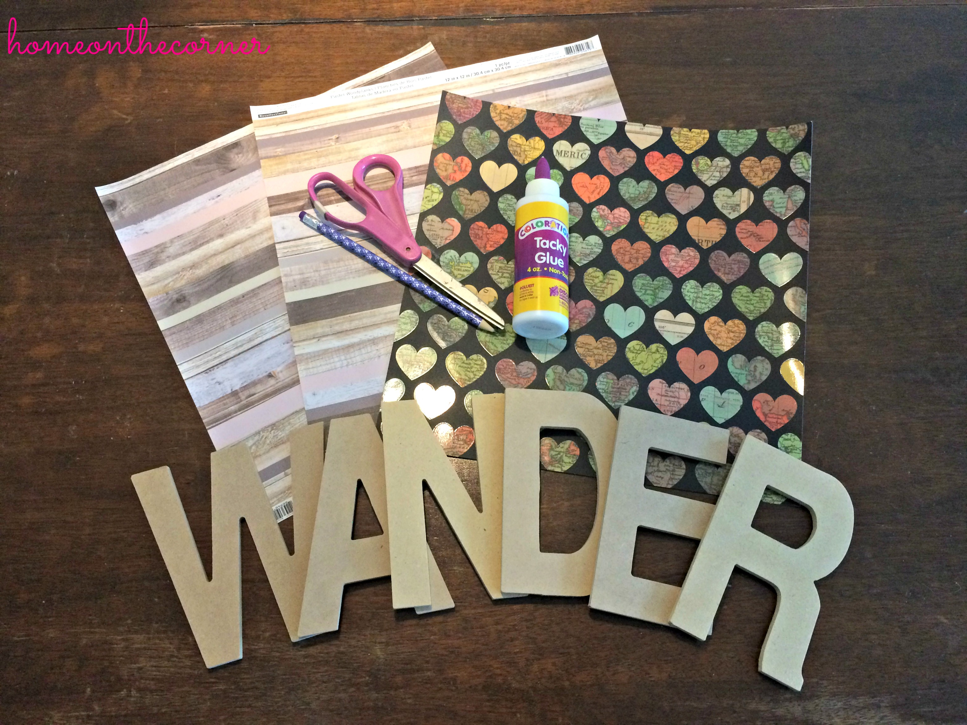 Wander Supplies
