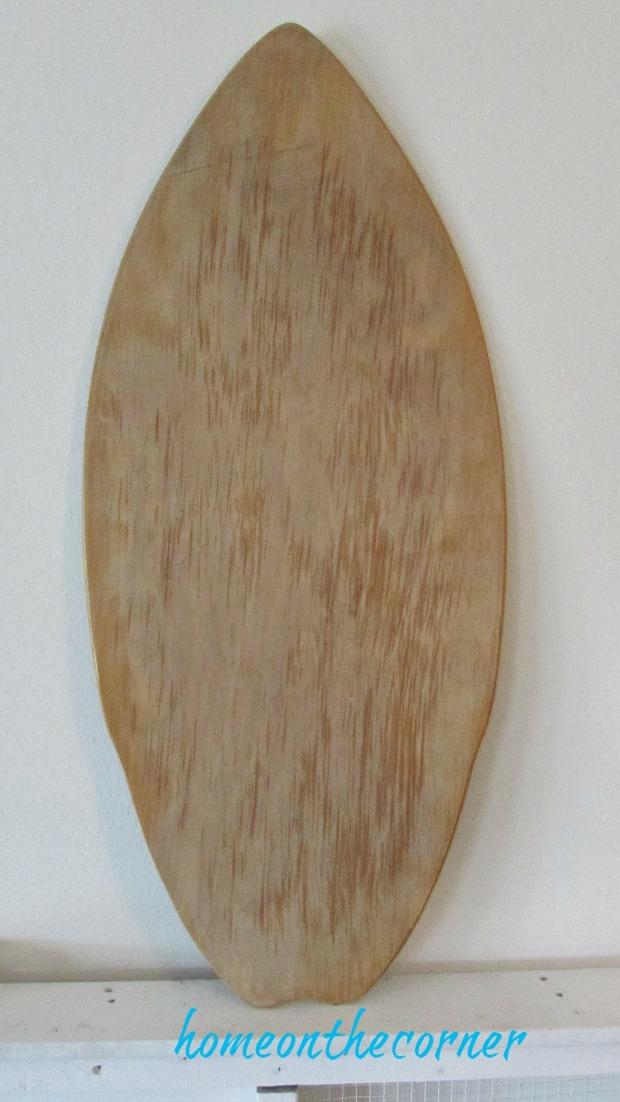 Surfboard makeover